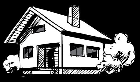 house graphic transparent